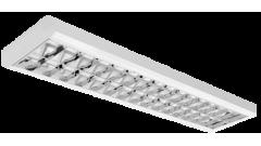 3829-S Sobrepor Sextavado, fluorescente tubular LED