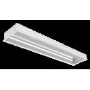 2537 LED Luminária assimétrica Led de embutir refletor em alumínio alto brilho