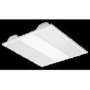 2608 LED Luminária Led de embutir com difusor leitoso ou translúcido.