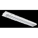 2626 LED Luminária Led de embutir refletor em alumínio anodizado alto brilho e aletas branca